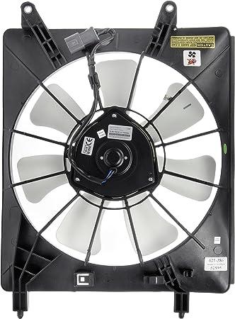 NEW OEM RIGHT 12V AC CONDENSER FAN MOTOR FITS SAAB 9-3 2003-2010 696002 12801550