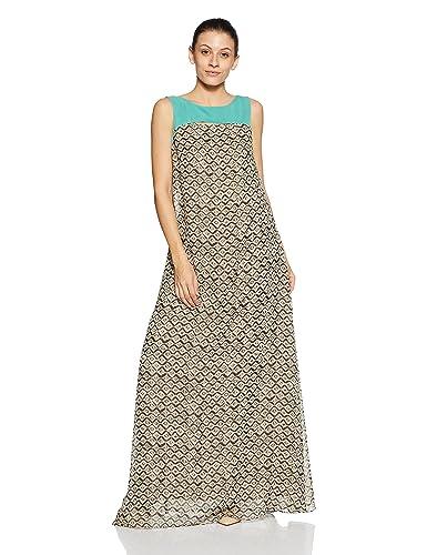 Avirate Women's A-line Dress Dresses at amazon