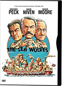 The Sea Wolves (Widescreen/Full Screen) [Import]