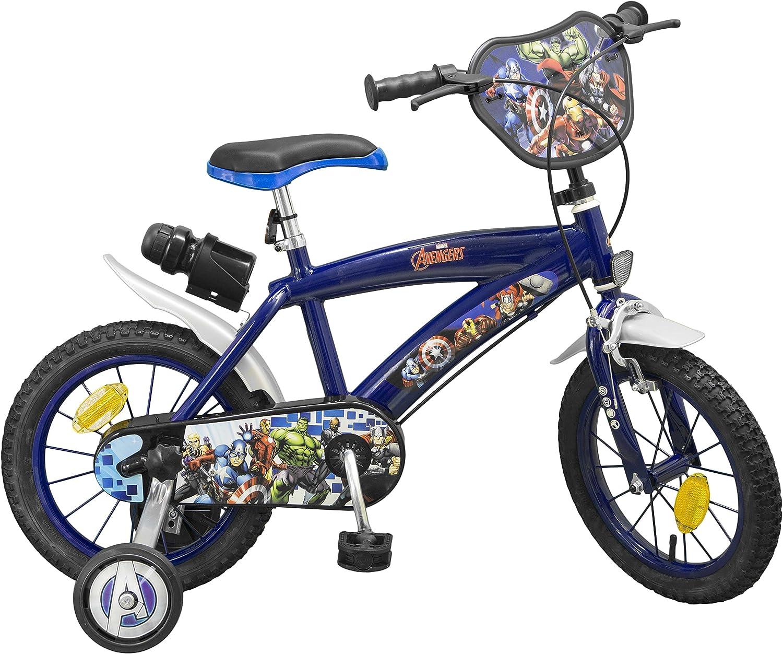 Toimsa 864 14インチ アベンジャーズ 自転車