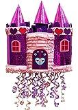 Aztec Imports Pull String Princess Castle Pinata