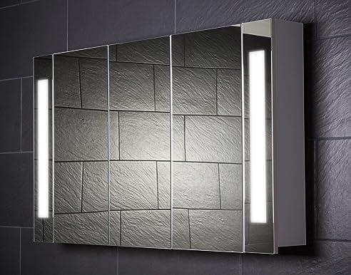 Galdem CURVE120 Spiegelschrank, holz, 120 x 70 x 15 cm, weiß ... | {Spiegelschrank holz weiß 48}