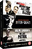 Dolph Lundgren Triple Pack (Men Of War / Last Patrol / Killing Machine) [DVD]