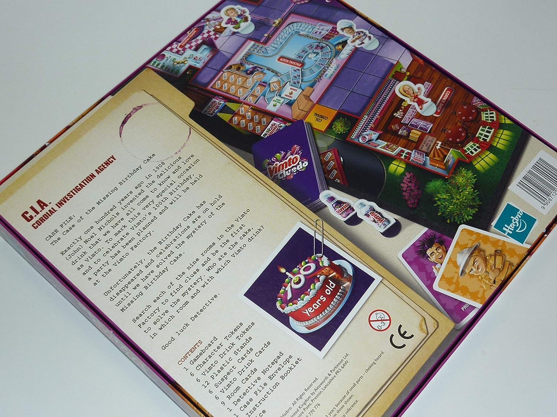 ToyCentre CLUEDO Vimto - 100 Years Anniversary Edition: Amazon.es: Juguetes y juegos