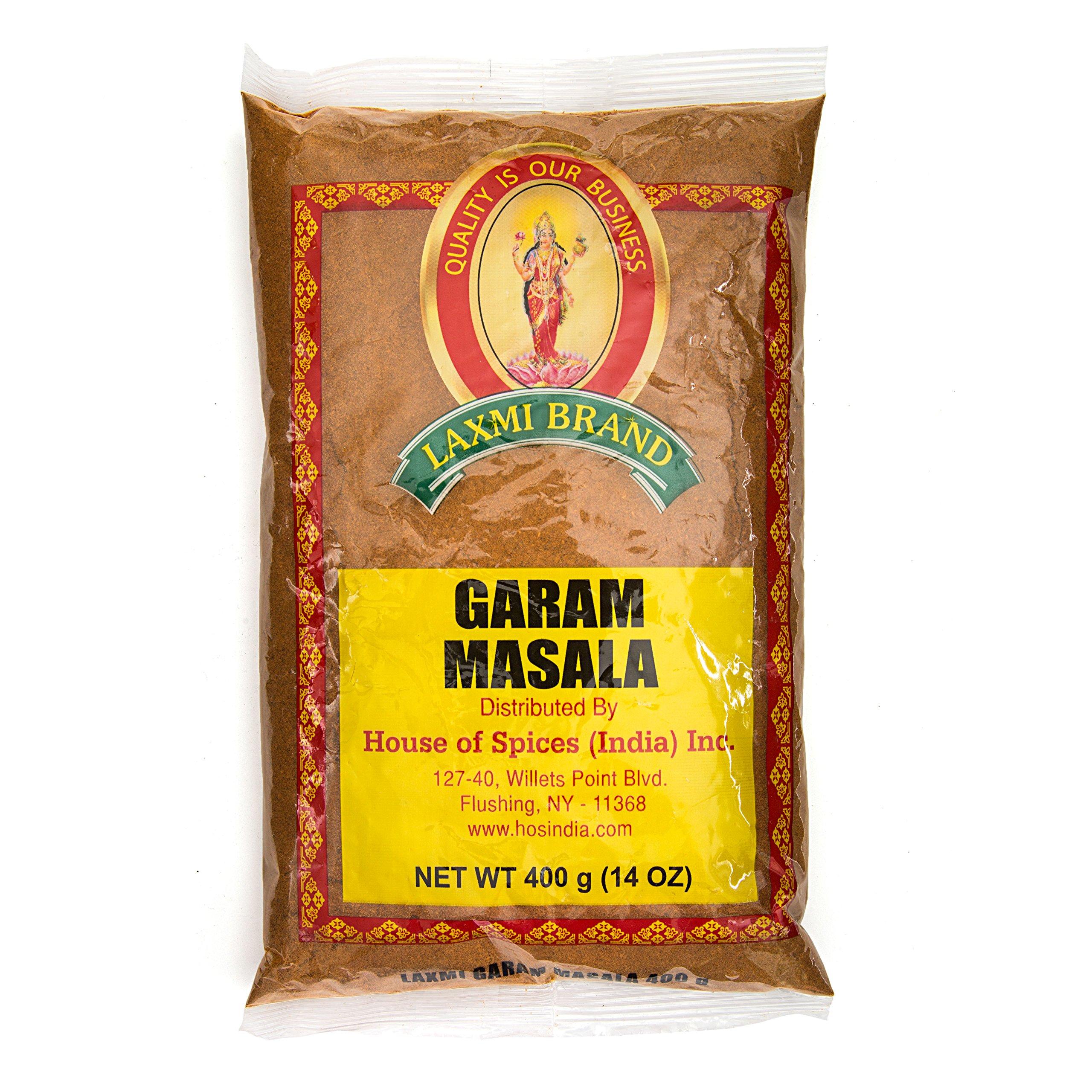 Laxmi Garam Masala - Case Pack (20, 14oz Packets)