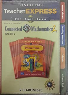 Exam view test bank grade 6 8 connected mathematics 2 prentice connected mathematics 2 grade 6 prentice hall teacher express cd rom fandeluxe Image collections