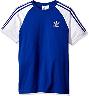 adidas Originals Mens Originals 3 Stripes Tee