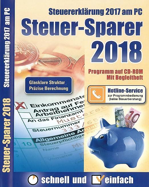 steuerprogramm 2018