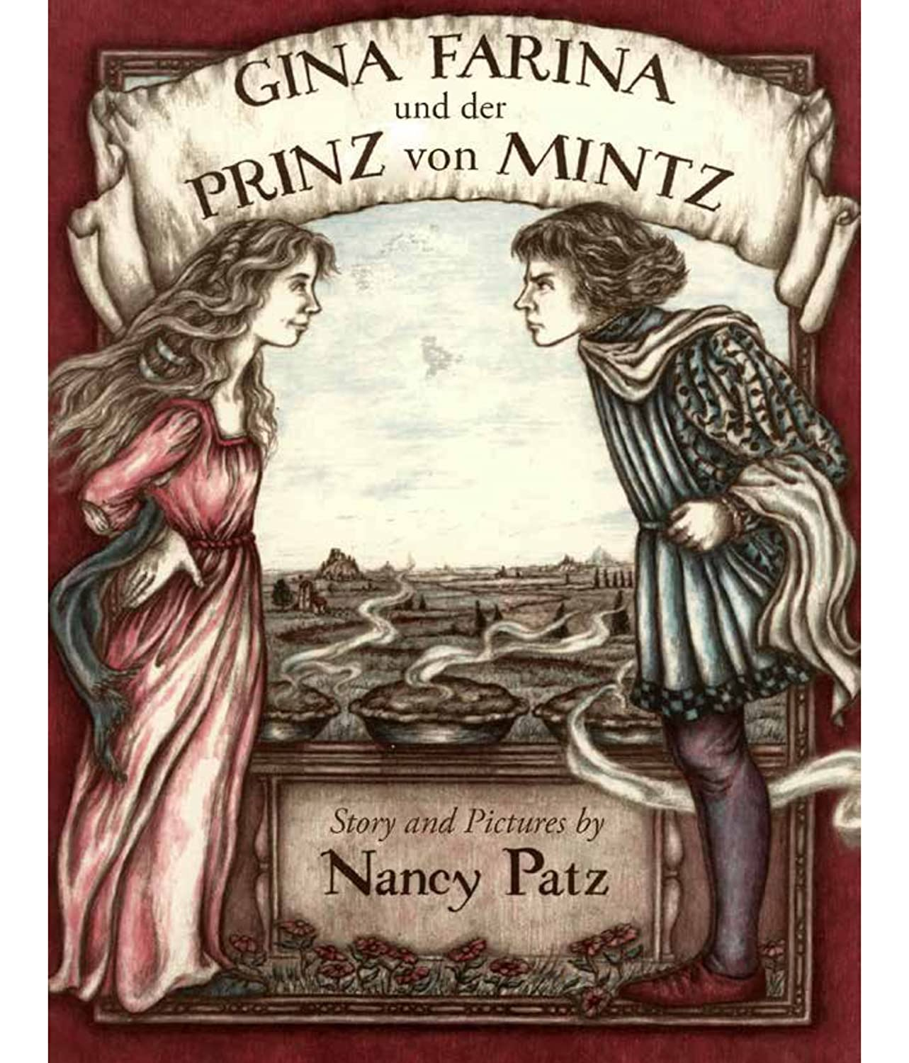 Gina Farina und der Prinz von Mintz (German Edition) eBook: Nancy ...
