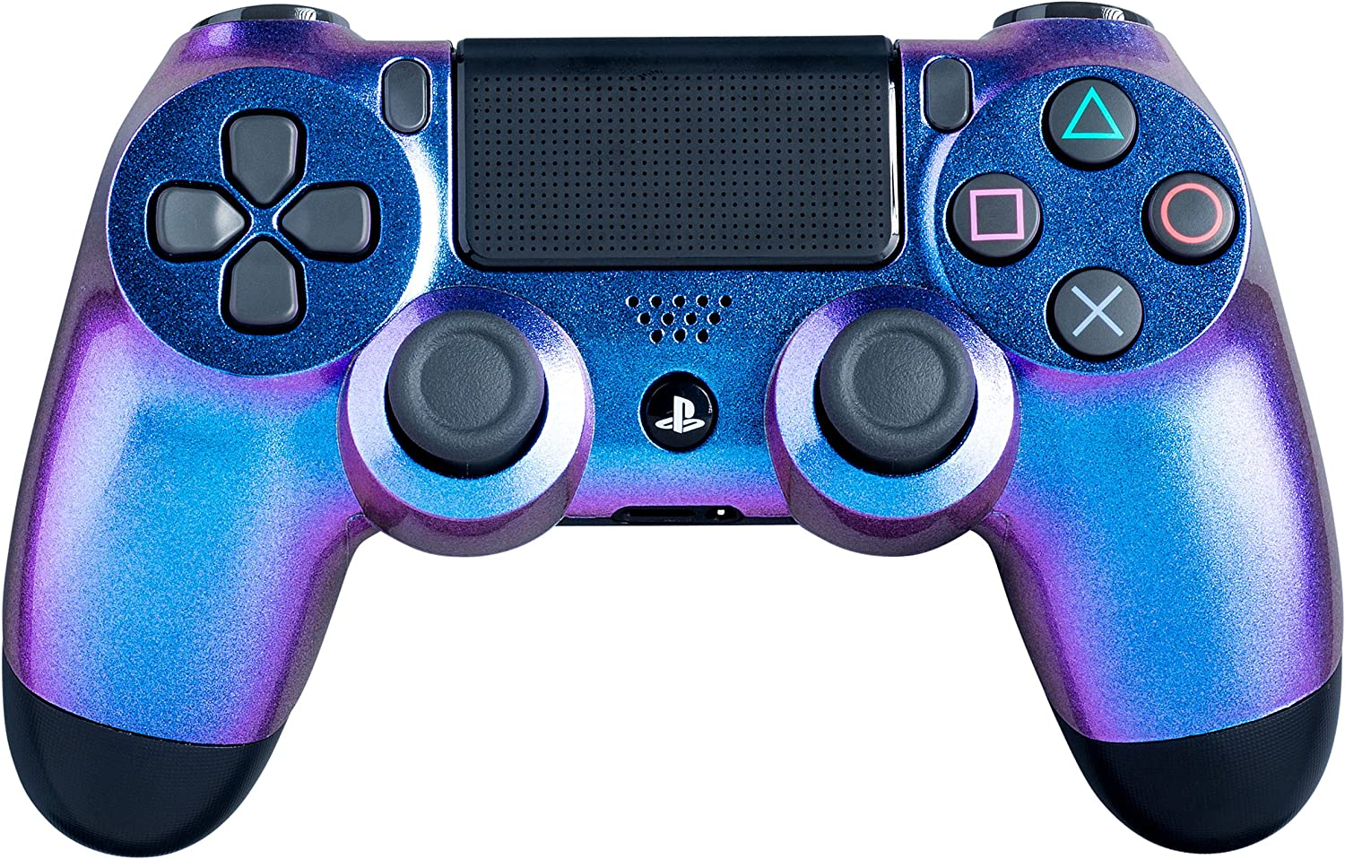 PS4 Modded Controller Chameleon - Playstation 4 - Master Mod Includes Rapid Fire, Drop Shot, Quick Scope, Sniper Breath, and More - Works for All Call of Duty Games