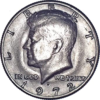 1968 D Kennedy Half Dollar Choice Uncirculated**Key Early Date**Excellent Coins