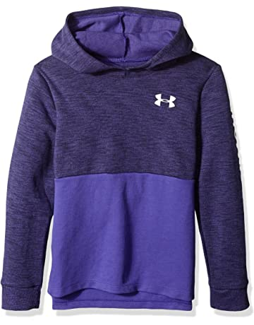 514c462ca7b3d Under Armour Girls Double Knit Hoodie