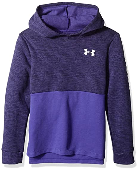 a561fa4db2a8 Amazon.com  Under Armour Girls Double Knit Hoodie  Sports   Outdoors