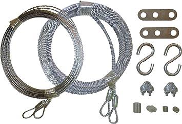 Expert Explains Garage Door Cable Repair