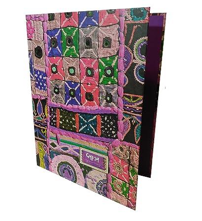 Carpeta Archivador KATACRAK Gypsy Rosa, Folio 4 Anillas 35 mm.