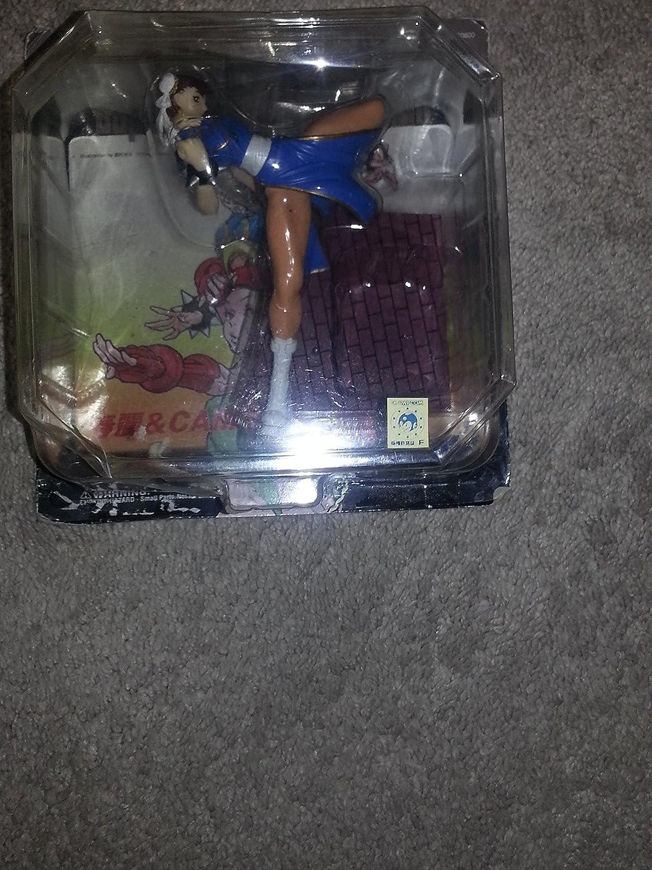 Pink Version Capcom Figure Collection Street Fighter Chun-Li PVC Figure