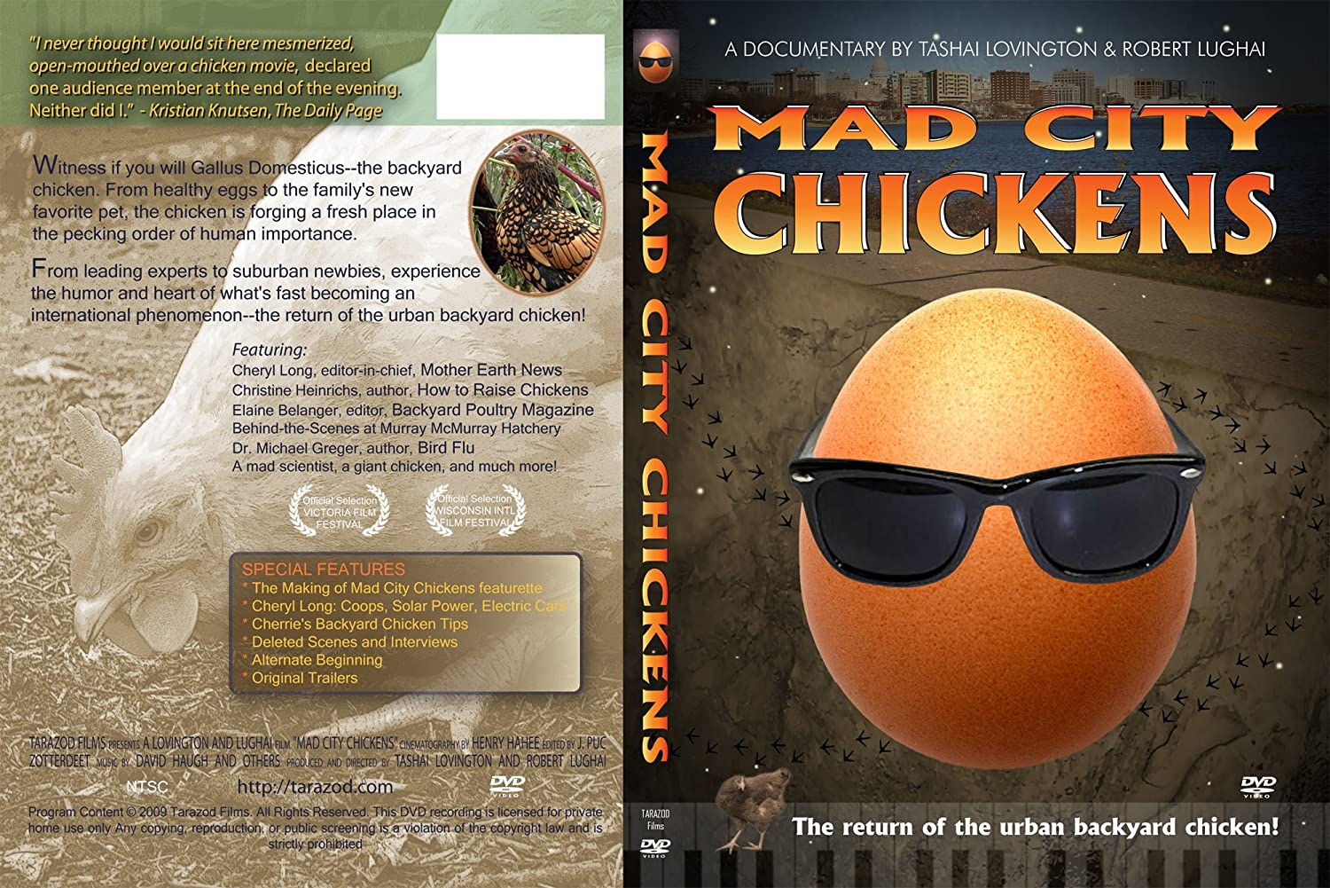 amazon com mad city chickens the return of the urban backyard