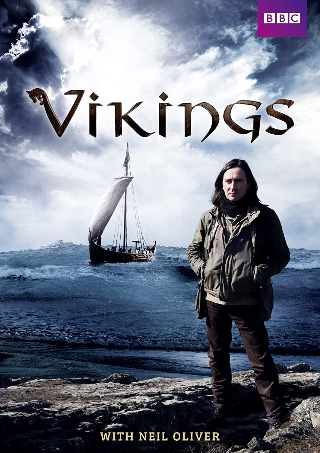 Vikings [DVD]: Amazon.co.uk: Neil Oliver, Neil Oliver, Cameron ...