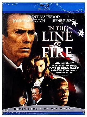 In the Line of Fire Blu-Ray Region B IMPORT No hay versión ...
