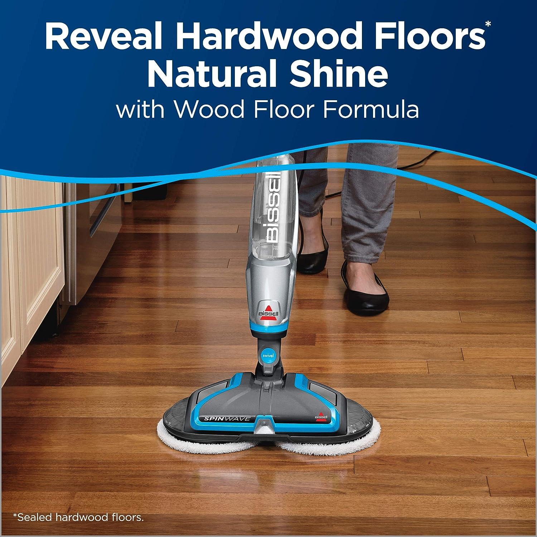 BISSELL'S Spinwave Plus Hard Floor Cleaner