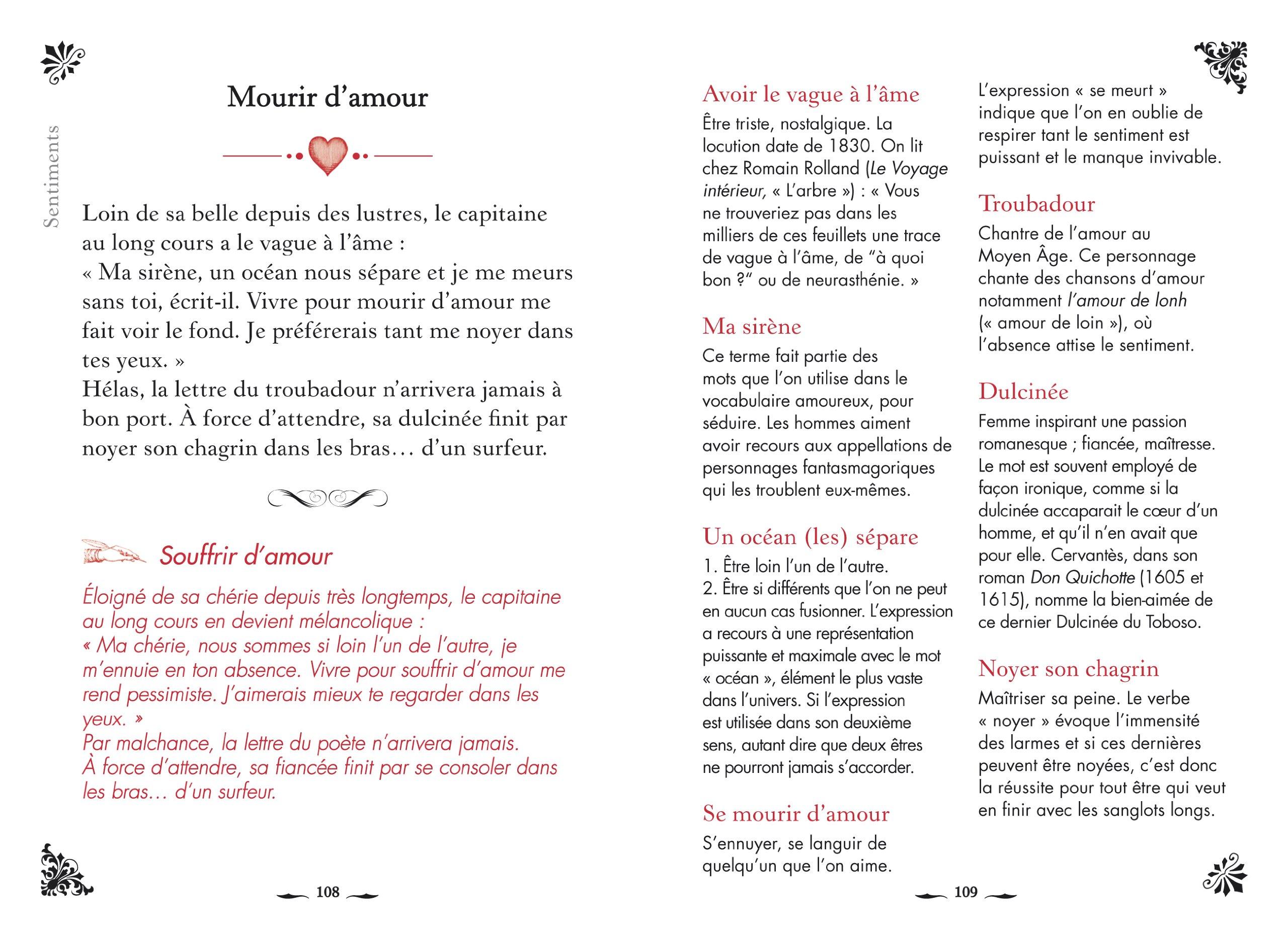 Expressions Amoureuses 9782812307478 Amazoncom Books