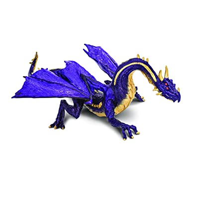 Safari Ltd Midnight Moon Dragon: Toys & Games