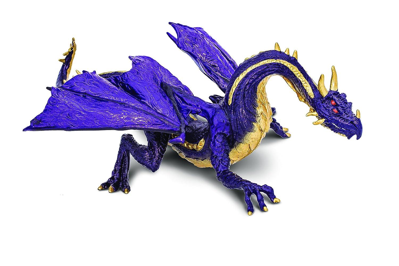 Safari Ltd Midnight Moon Dragon 10165 B004I2DO5E