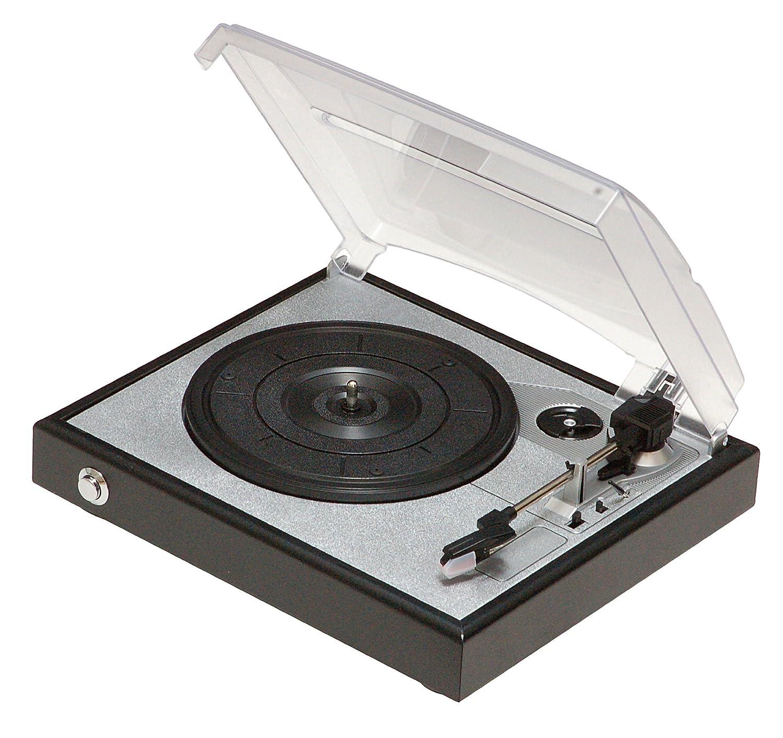 Reflecta LP-PC Negro, Plata, Transparente: Amazon.es: Electrónica