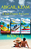 Happily-Ever-After Sweet Romance Box Set 1: Last Chance Motel, Gasping For Air, The Siren's Call: (Tales about loss, love and redemption) (A Last Chance For Love Series)