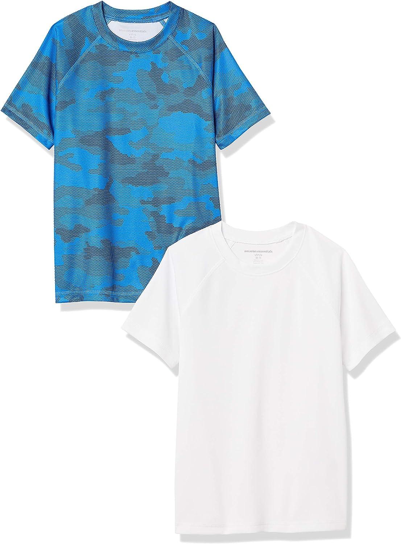 Details about  /Paw Patrol Toddler Boys Swim Shirt NWT Short Sleeve Top UPF 50+