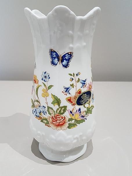 Aynsley China Cottage Garden 6 Vase Made In England Amazon