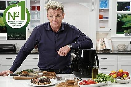 地狱厨房都推荐!油炸食品健康吃 Philips 飞利浦免油电子空气炸锅