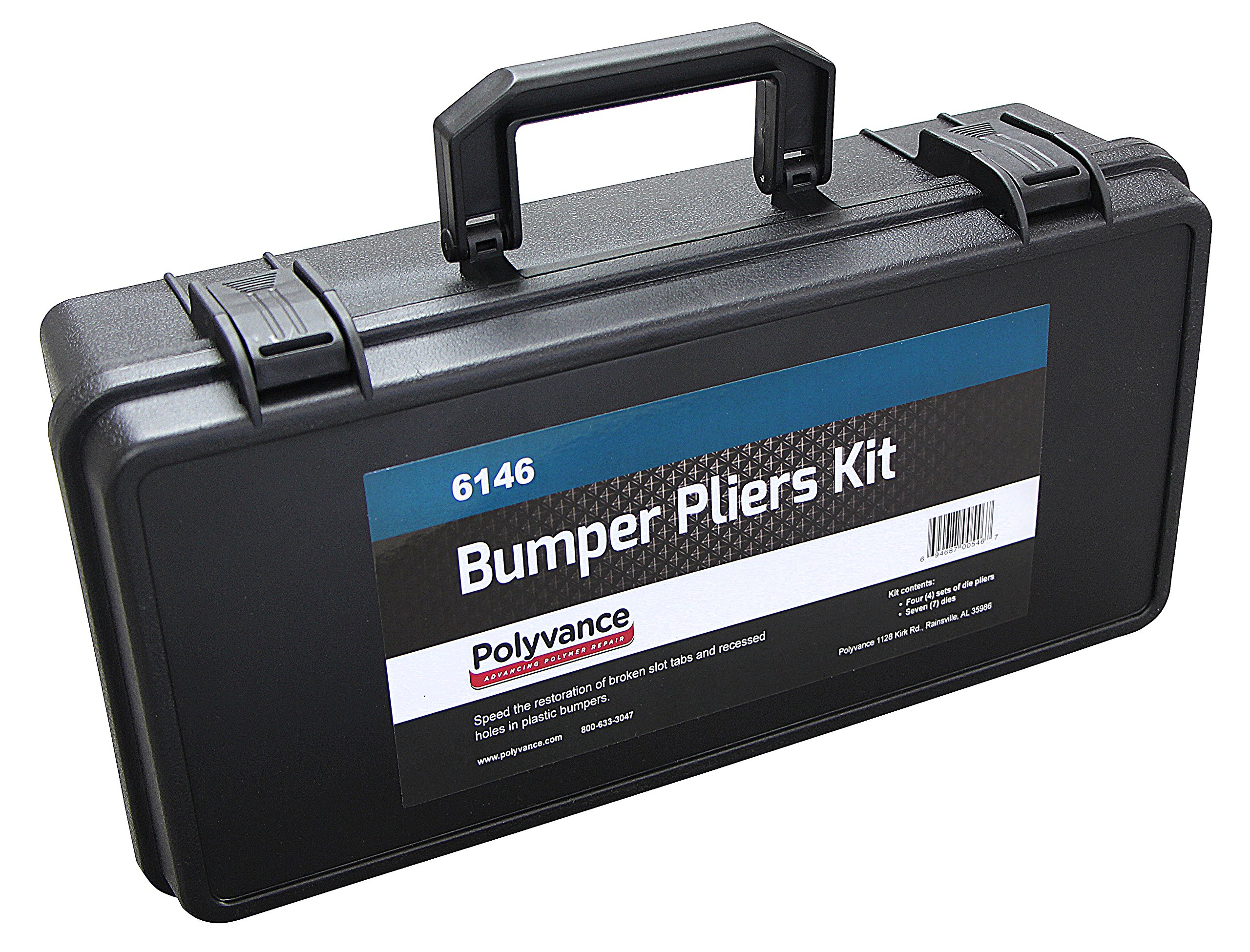 Bumper Pliers Kit by Polyvance (Image #2)