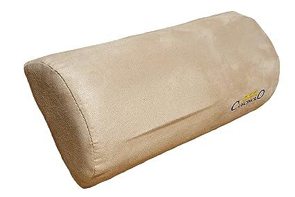 Cuscino Mezzo Cilindro.Cuscinolo Mezzo Cilindro Cuscino Per Il Collo Sostegno Cervicale Cuscino Di Sostegno Per Gli Arti Cuscino Poggia Testa Beige