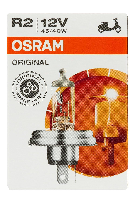 1 Lampe Osram 64183 ORIGINAL R2 12V