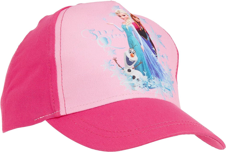 Disney Frozen Cap Gorra, Fuchsia, X-Small para Niñas: Amazon.es ...