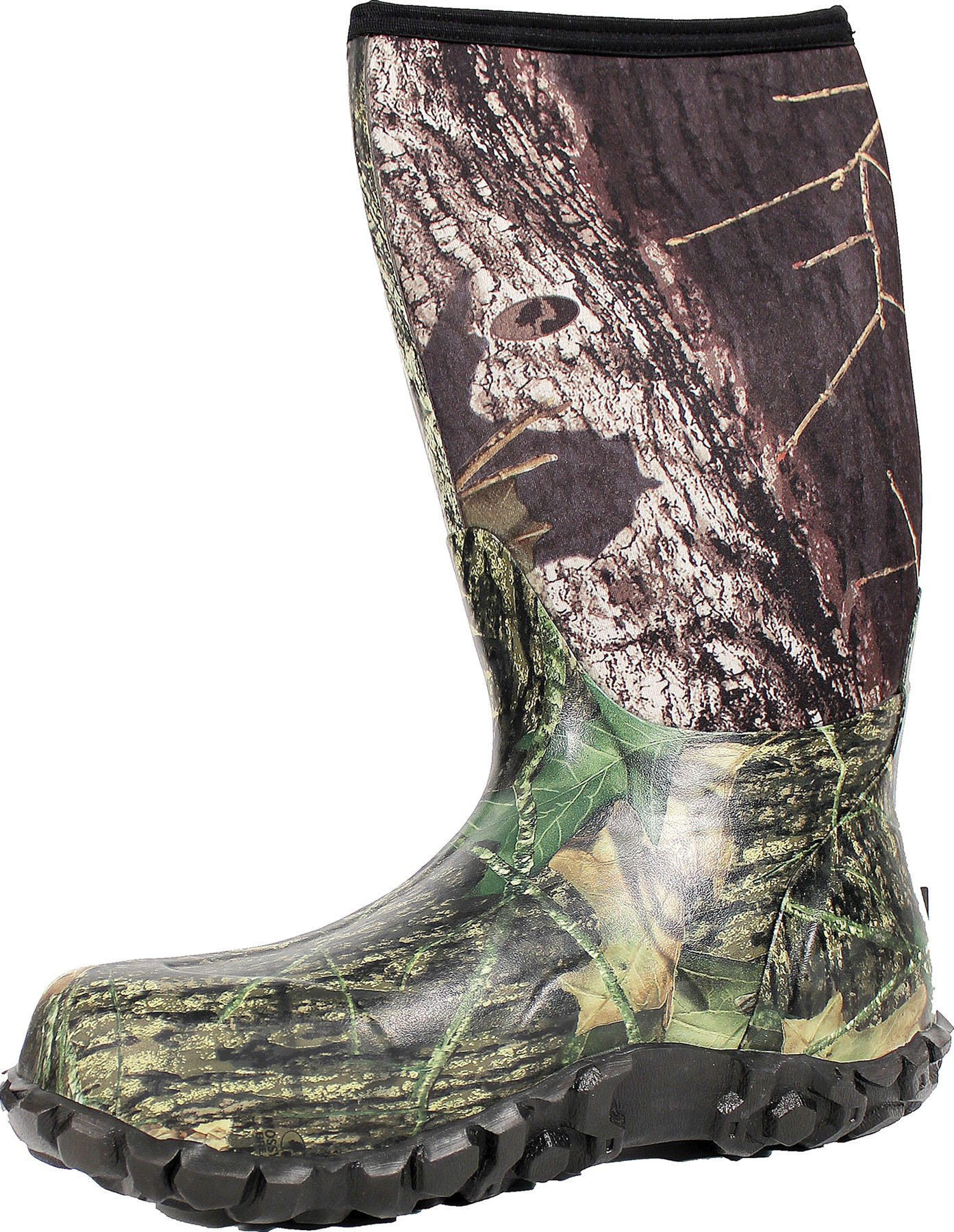 Bogs Men's Classic High Waterproof Insulated Rain Boot, Mossy Oak, 10 D(M) US by BOGS