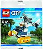 Lego City 30311 - Police propeller helicopter