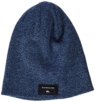 83f7b338c43 Quiksilver Men EQYHA03101 Cushy Beanie - Medieval Blue Heather