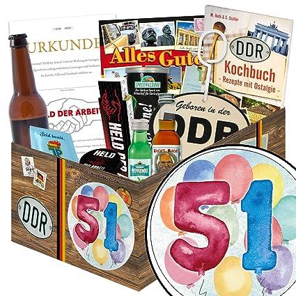 51 Geburtstagsgeschenk Mannerbox 51 Geburtstag Lustige