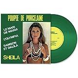 Poupée de Porcelaine-Vinyle Transparent ed Limitee