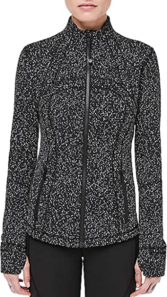 Lululemon Define Jacket - MZBW (Magnetized Jacquard Black