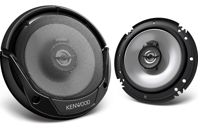 Kenwood KFC-1665S 6.5 New 300W 2-Way Car Audio Coaxial Speakers Stereo
