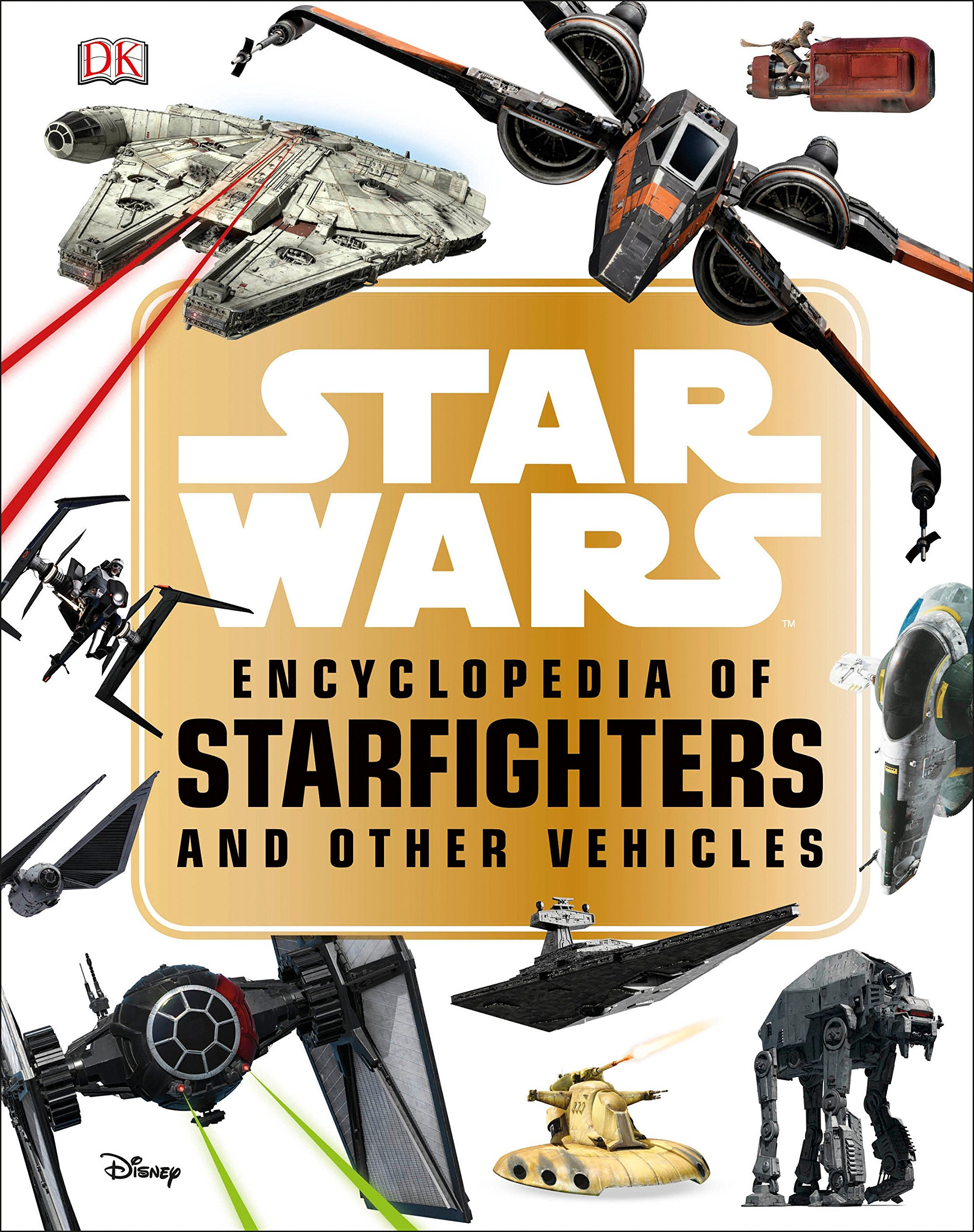 Star Wars  Encyclopedia of Starfighters and Other Vehicles by DK Publishing (Image #7)