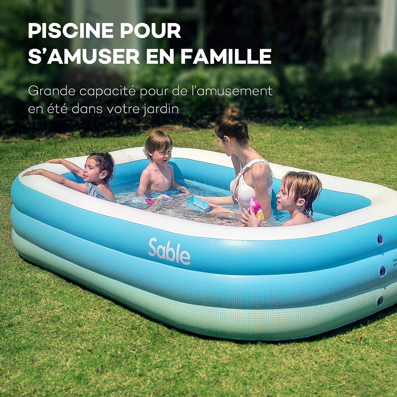 Famille Piscinette pour Jardin et Extérieur Piscine sur Le ...