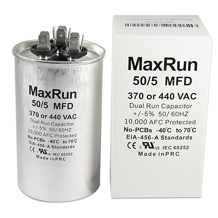 Top 9 Ge Round Start Capacitor 330Vac