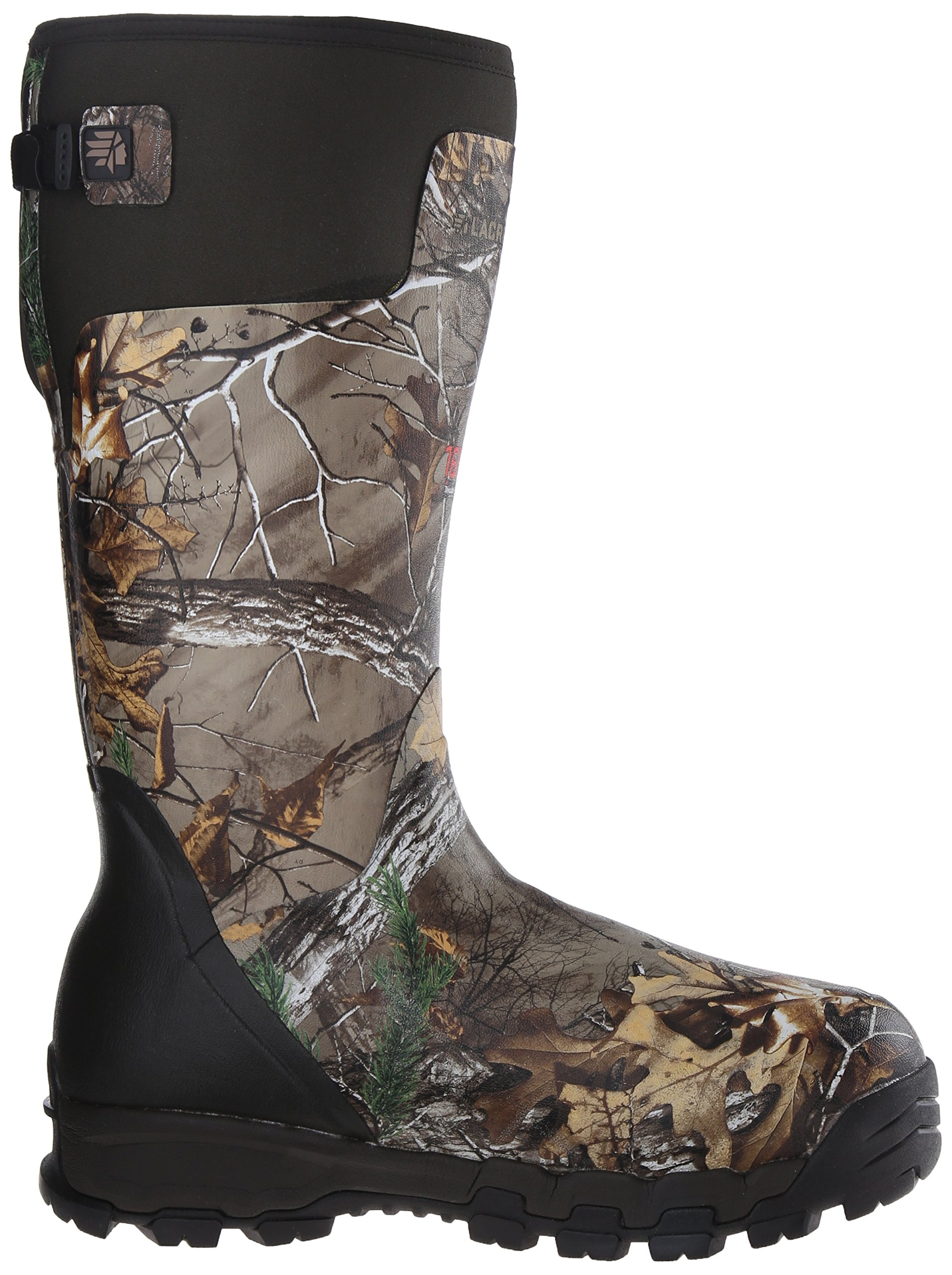 "LaCrosse Men's Alphaburly Pro 18"" 1600G Hunting Boot,Realtree Xtra,11 M US by Lacrosse (Image #7)"