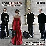"""Janáček: Complete String Quartets (String Quartet No. 1 """"Kreutzer Sonata"""" & String Quartet No. 2 """"Intimate Letters"""" in Both Versions with Viola & Viola D'amore)"""