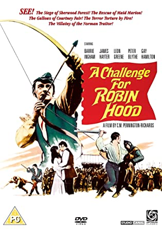 A Challenge for Robin Hood [Region 2]