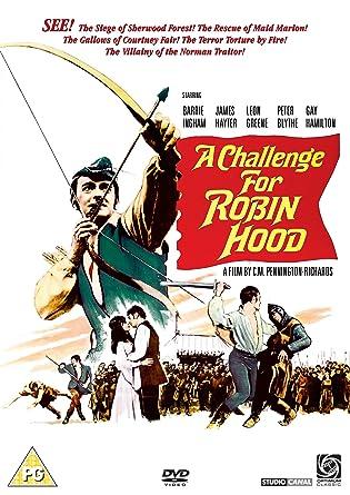 A Challenge for Robin Hood [Region 2]
